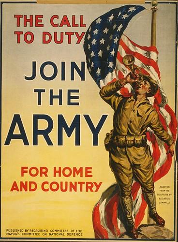 014-La llamada al deber Únete al Ejército-Library of Congress