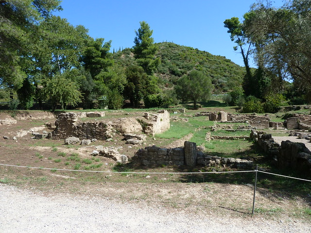 What's Left of Ancient Olympia