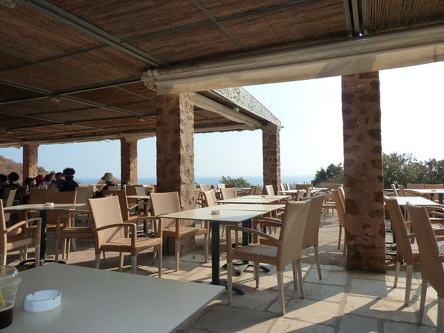 Bar Near Poseidon Temple