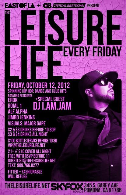 Leisure Life 10-12-12