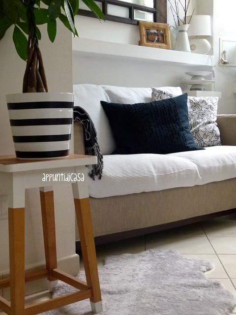 DIY stool&jar