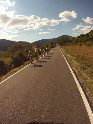 Pyrenees Day 9 Campo to Broto