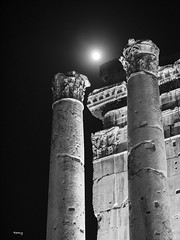 Bacchus temple, Baalbek