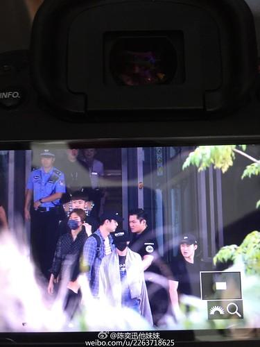 BIGBANG Arrival Nanning (34)