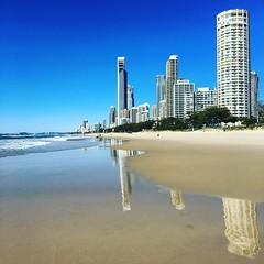 #morning #beachwalk #beachlife #niceday #winter #sunshine #bluesky #ocean #beach