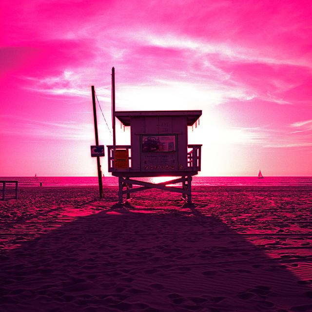 ave 26. venice beach, ca. 2011.