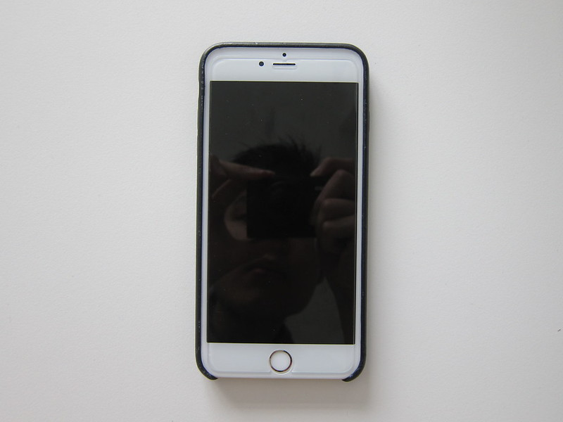 iPhone 6s Plus Screen Repaired - Screen Off