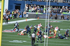 2016 Seahawks vs SF 49ers