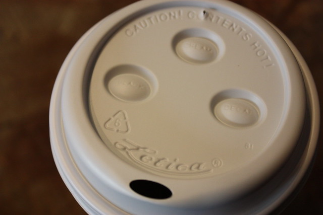 Lid made just for coffee