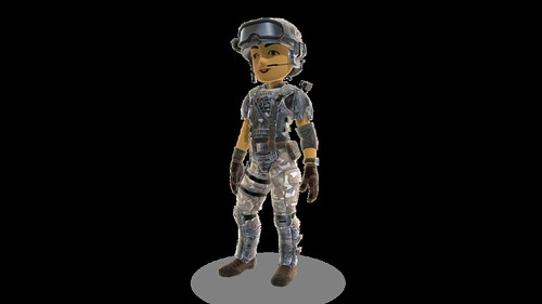 Aliens: Colonial Marines Xbox 360 Avatars