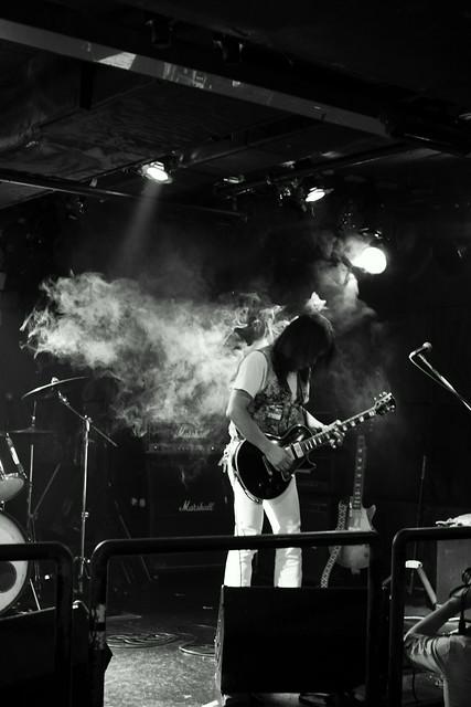 奏 -sou- live at Outbreak, Tokyo, 30 Aug 2012. 110