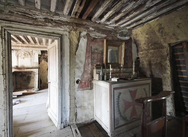 La Château - attic