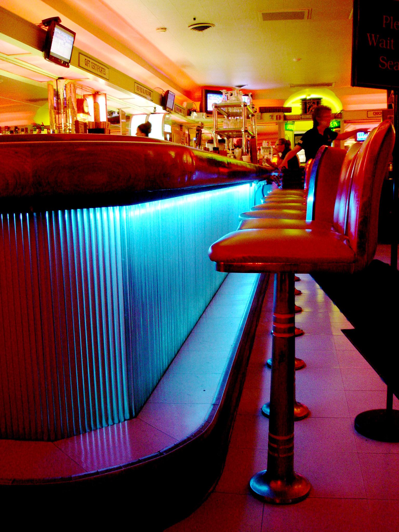 Krystal Bar Stools