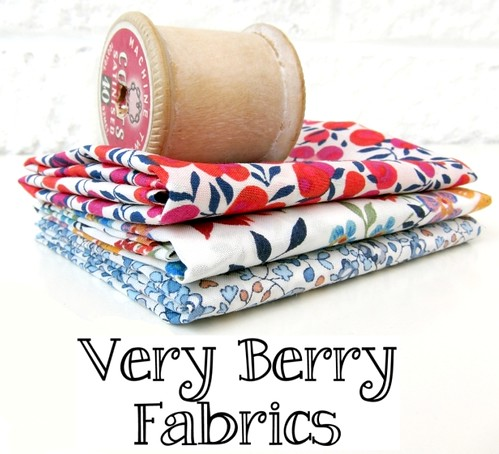 Very Berry Fabric Shop
