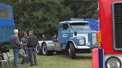 Scania L 110 Super 1970 Lastbil Video