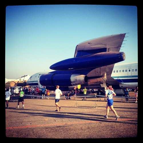 Spirit of the flight 2012