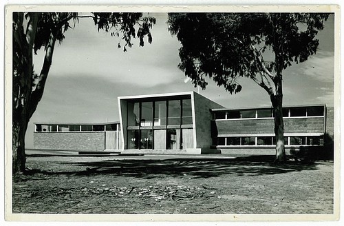 St Mark's National Memorial Library, Blackall Street, Barton, Canberra