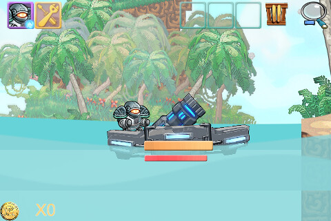 Bridge The Gap - Down With The Ship - Monster Robot Studios -