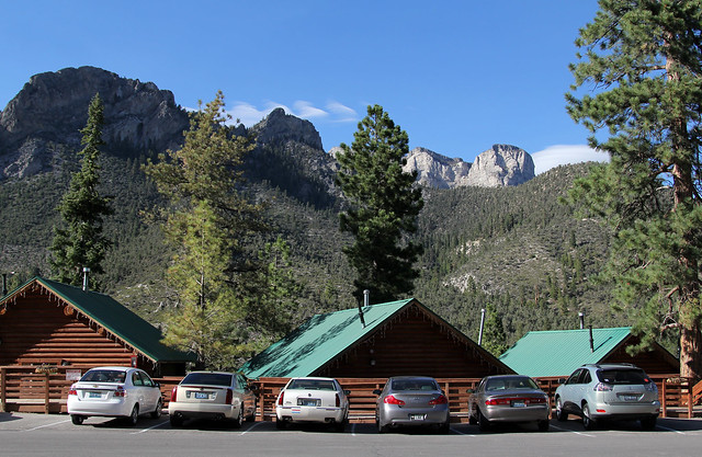 Rental Cabins Mount Charleston Nv Flickr Photo Sharing