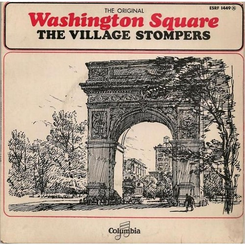 The Village Stompers Washington Square (1963)