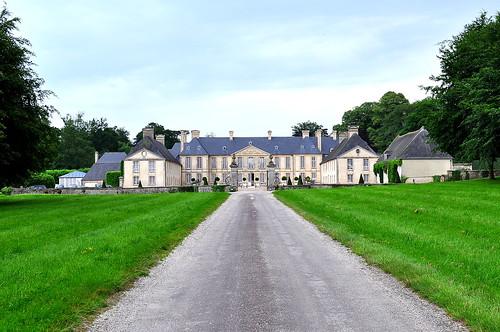 Chateau d'Audrieu - Audrieu, France