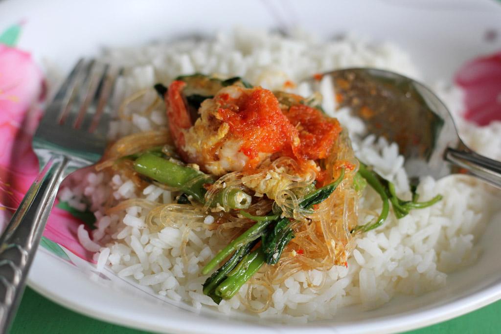 A Bite of Thai Suki Haeng (สุกี้แห้ง)