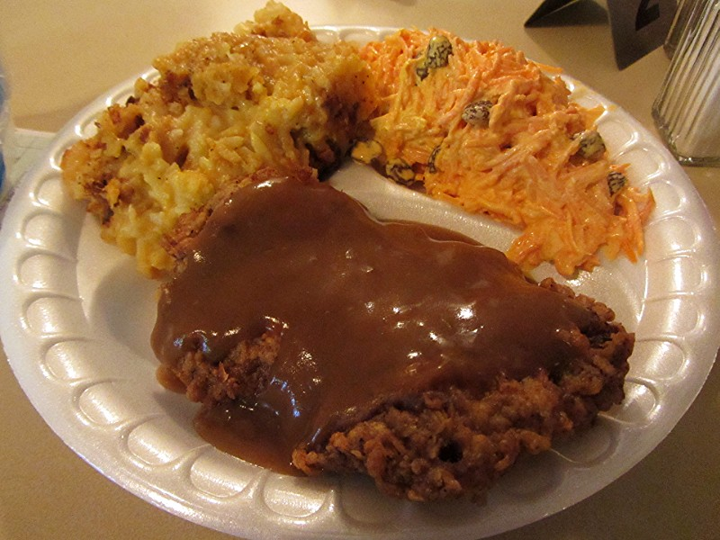 Country Fried Steak With Brown Gravy Recipes — Dishmaps