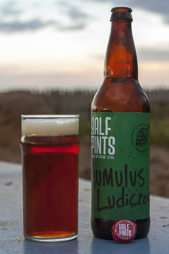 Half Pints' Humulus Ludicrous (2012) by Cody La Bière