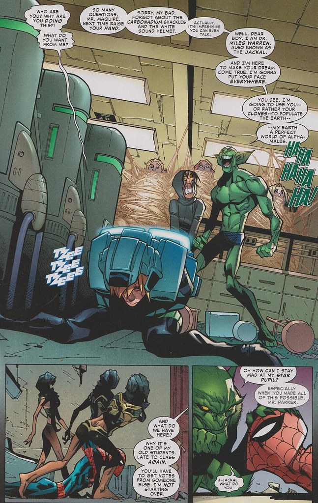 amazing spider-man #693