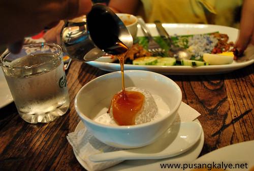 Sago Gula Melaka