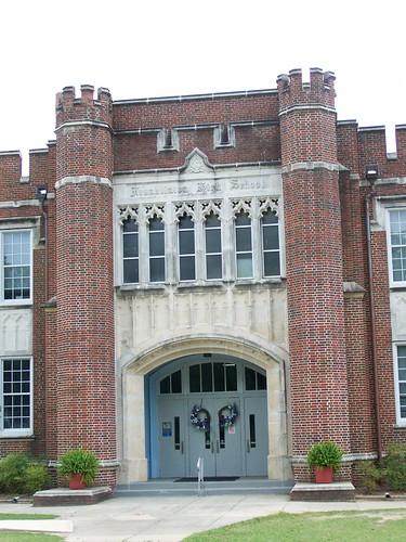 school louisiana highschool nationalregister nationalregisterofhistoricplaces franklinton washingtonparish franklintonhighschool