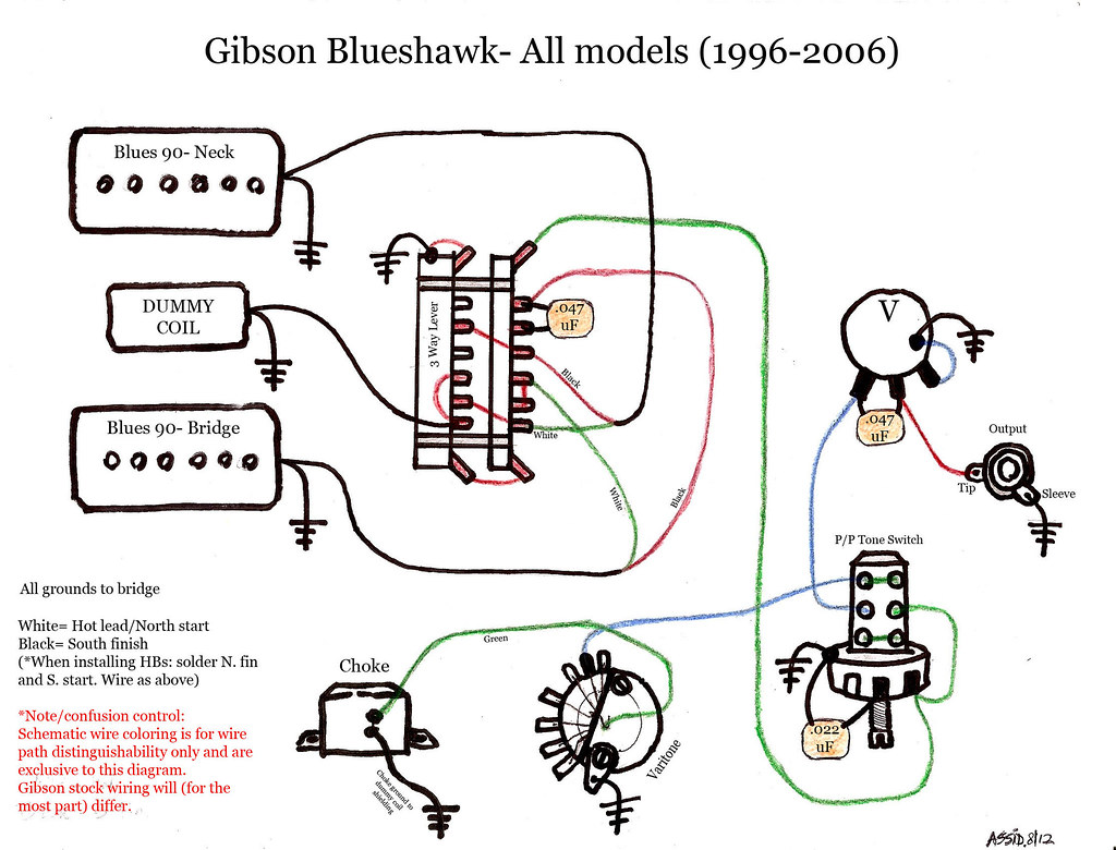 Kippstakes\u0027s most recent flickr photos picssr gibson blueshawk wiring diagrams gibson nighthawk wiring diagram gibson blueshawk