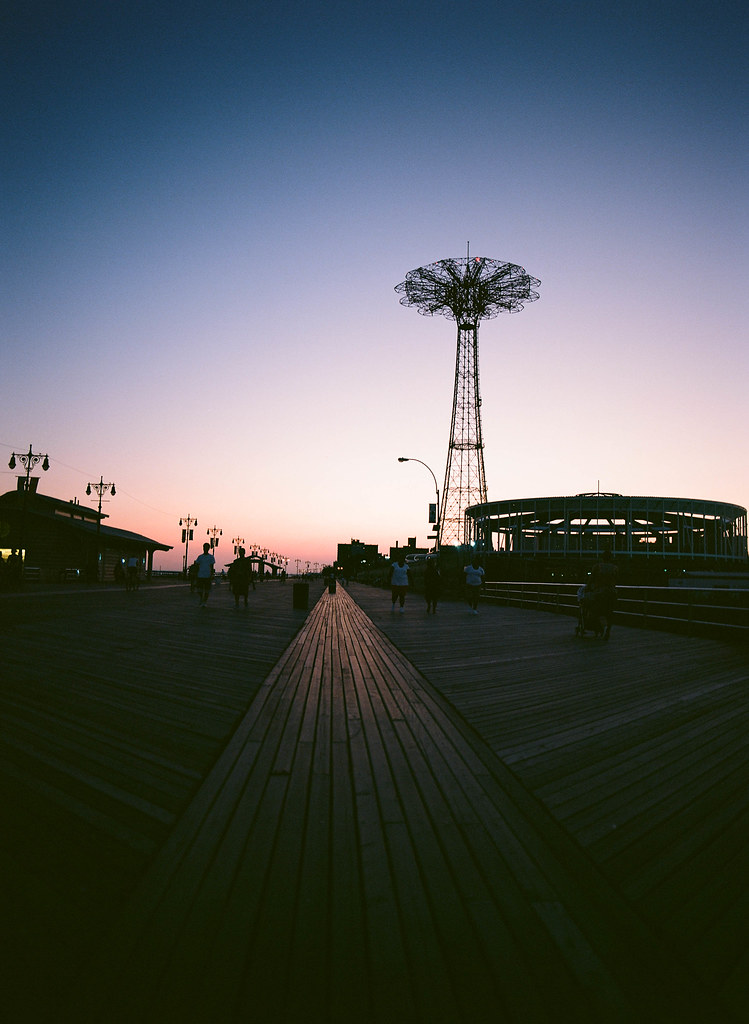nothing compares to the boardwalk