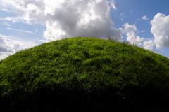 [フリー画像素材] 自然風景, 丘, 風景 - イギリス ID:201209130400