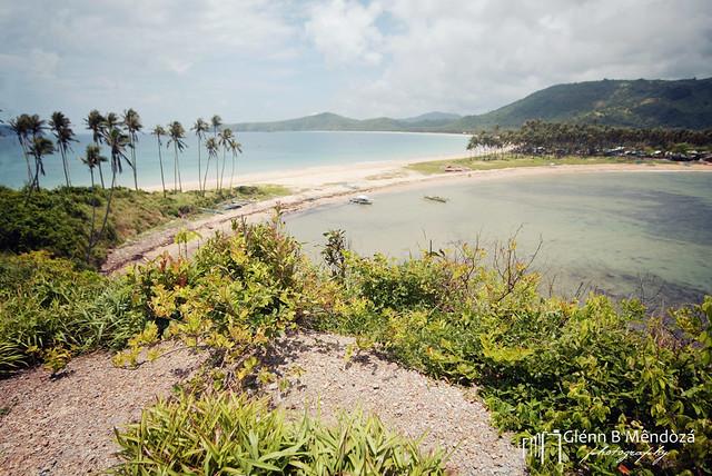 Nacpan/Calitang Beach