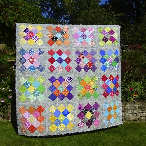 Door Into Summer - A Finished Quilt