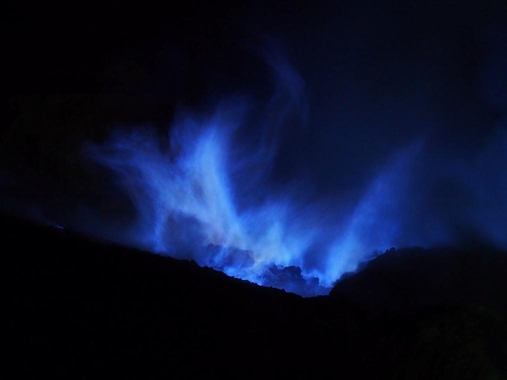 Blue Fire Kawah Ijen