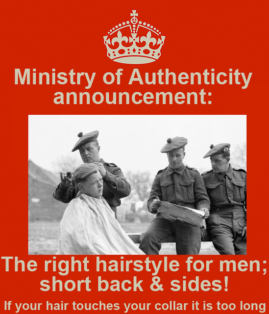 The ministry of authenticity