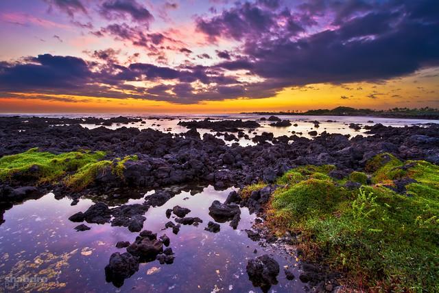 Kaloko Sunset
