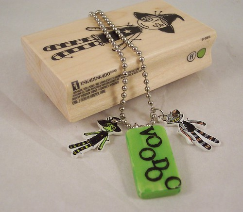Voodoo Charms Necklace