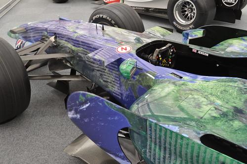 2007 HONDA F-1 RA107