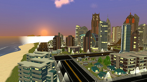 Home tycoon brings virtual city builder for ps3 for Virtual house building games online