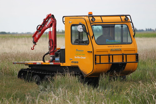 all track at-20hd tracked vehicle