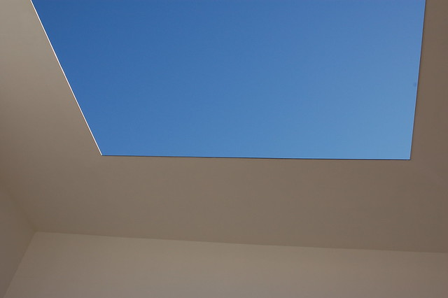 Space That Sees by James Turrell