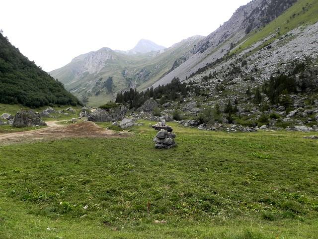 Vallée des Avals (5,5 km)