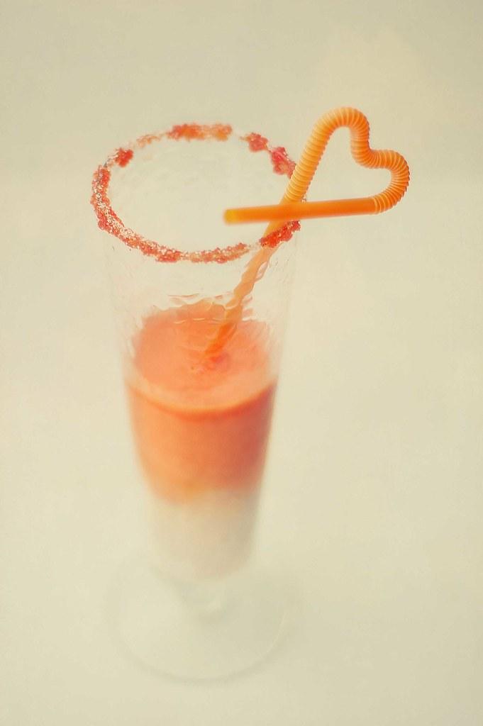 Bebida Naranja