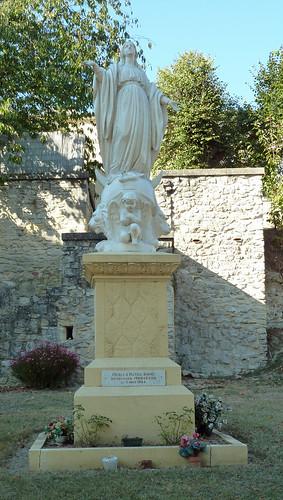 Saint Michel de Lapujade - L'Eglise de Notre Dame de Lorette 05