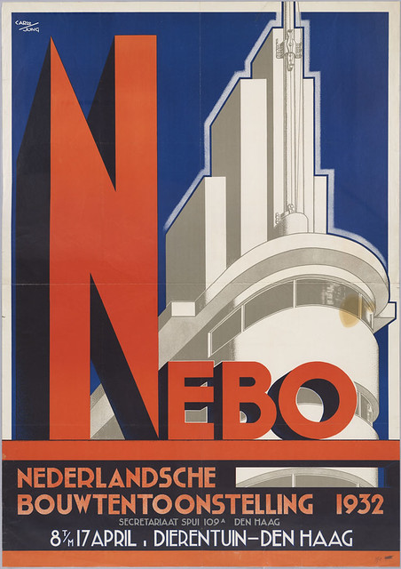 Carlo Jung. Construction Exhibition. 1932