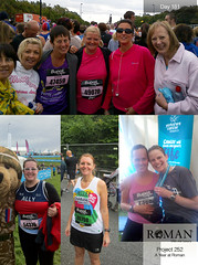 #Project252 - Day 181: Great North Run Success