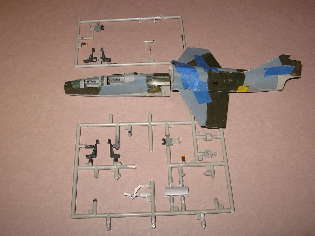 Revell Germany 1/72 Lockheed TF-104G | All the TFs came from… | Flickr